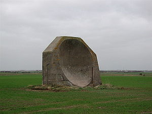 Acoustic Mirror Kilnsea