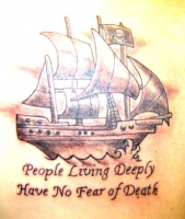 tattoo motto