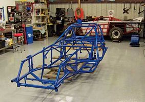 Nascar Chassis